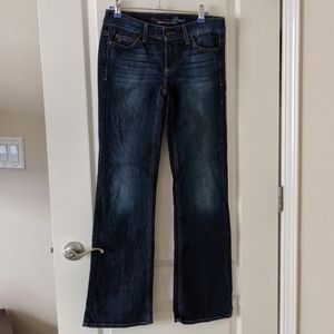 Like new Tommy Hilfiger bootcut jeans